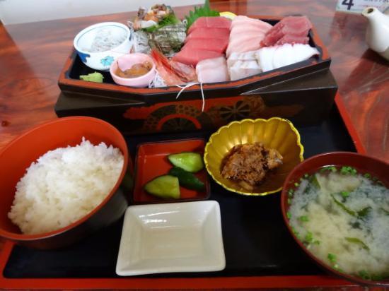Omaezaki, Japon : 料理