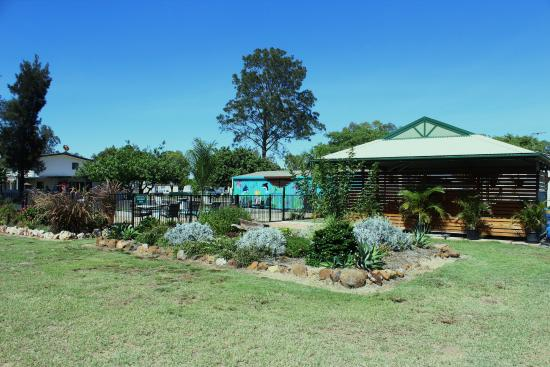 Dalby, Australien: Pool surrounds