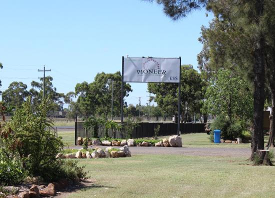Dalby, Australia: Front Entrance