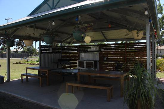 Dalby, Australien: Camp Kitchen