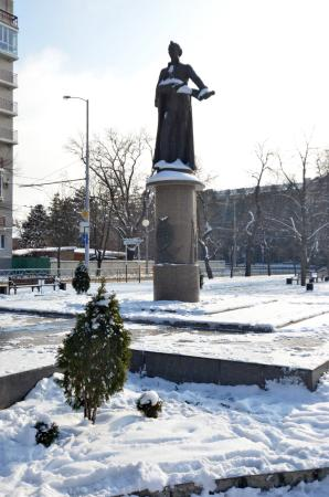 Monument A.V. Suvorov