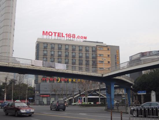 Motel 168 Shanghai Tianmu East Road