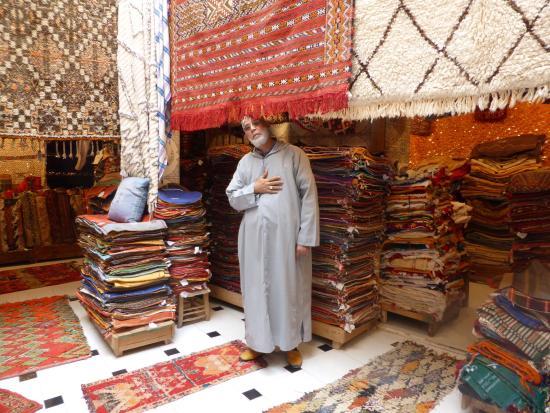 Maison MK: Medina Berber rugs Souk