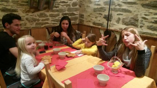 Penestin, Франция: Creperie La Regal'Ette