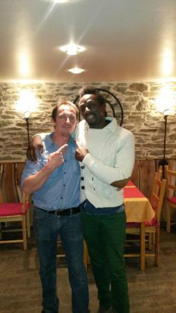 Penestin, فرنسا: Creperie La Regal'Ette