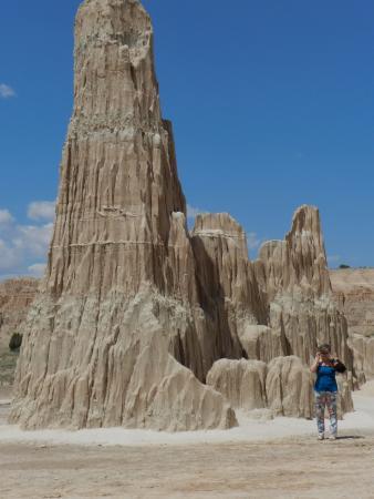 Nevada: zajímavý přírodní útvar
