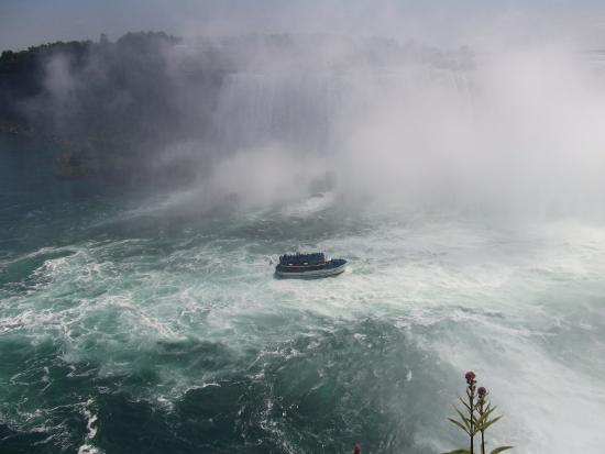 Montagne Rocciose del Canada, Canada: CATARATAS DE NIAGRA