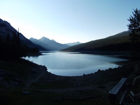캐나다 로키 산맥 사진