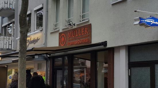 Muller Kaffeerosterei