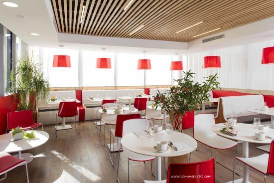 Hotel du Commerce : Salon Le Commerce Saint-Gaudens