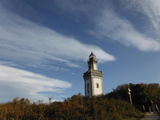 Faro de Higuer: 灯台