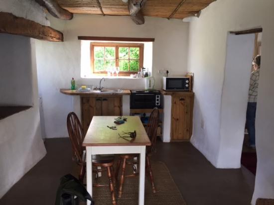 Stanford, Sudáfrica: kleine Küche