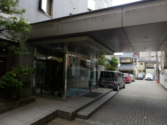 Kanazawa Central Hotel : Entrance