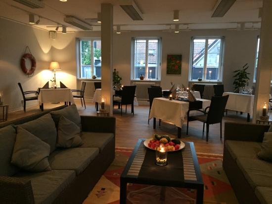 Simrishamn, Швеция: Festlokal