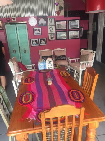 Scottburgh, Sudáfrica: Oh my word-the coffee shop