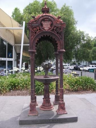 The Wilkinson Memorial Drinking Fountain