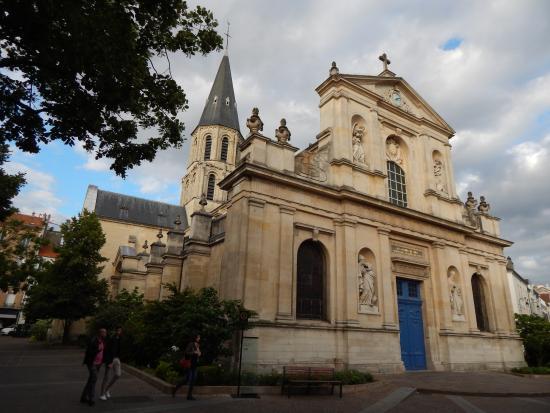 Ibis Paris Rueil Malmaison : Rueil attractions
