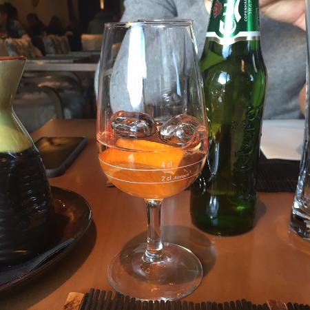 Posthaus Pizza & Cafe: Lillet Rose