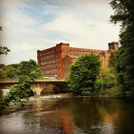 Strutt's North Mill