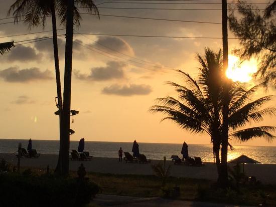 Khaolak Orchid Beach Resort: Zimmeraussicht