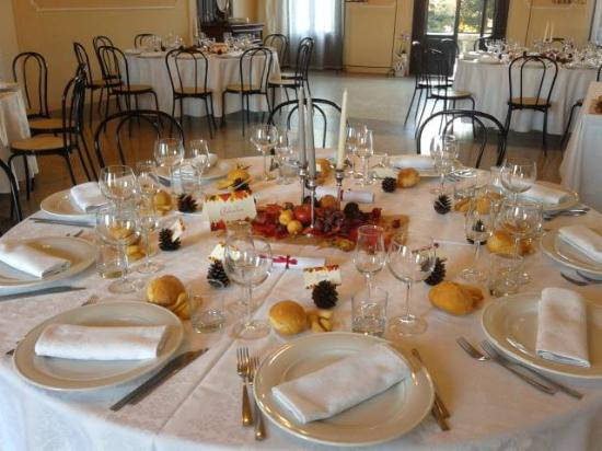 San Canzian d'Isonzo, Italien: Catering in Location esterne