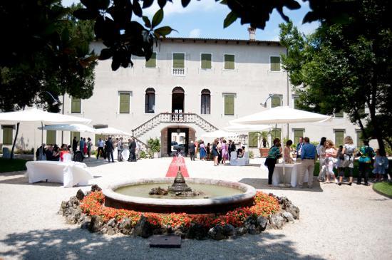 San Canzian d'Isonzo, Italien: Catering Matrimonio in Location esterna