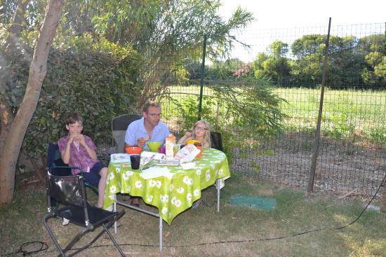 Camping Lou Pantai : de l'espace pour se détendre