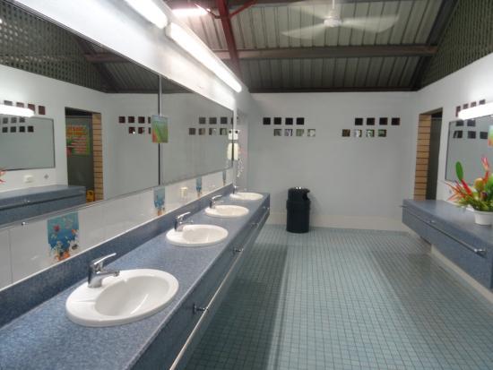 Cairns Coconut Holiday Resort: saubere Anlagen