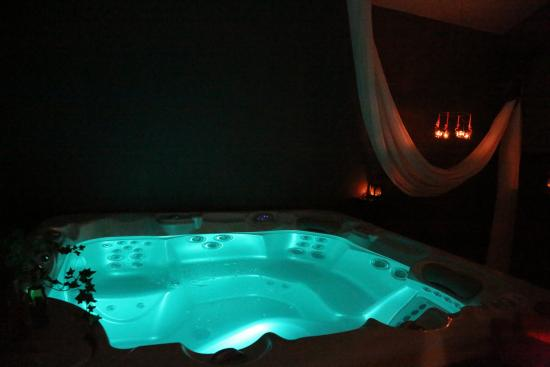 Hotel Acropol Serres : JACUZZI