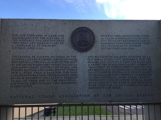 National Guard Monument Memorial