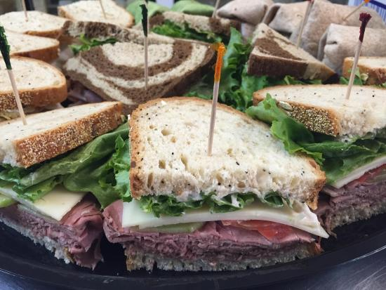 Catering sandwich platters picture of mountainside market mountainside market catering sandwich platters thecheapjerseys Choice Image