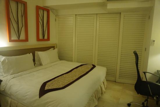 Vivere Hotel: Bedroom