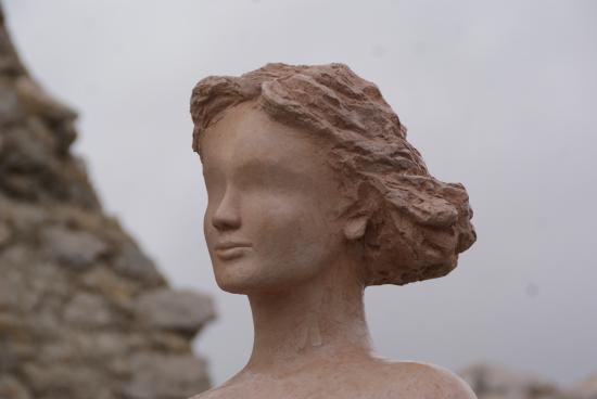 belle statue - Picture of Le Jardin exotique d\'Eze, Eze - TripAdvisor