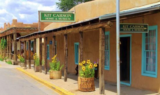 Kit Carson 39 S Home Picture Of Kit Carson Home Museum