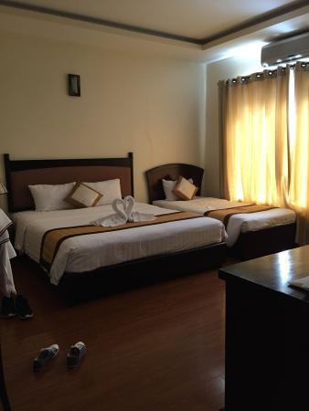 Than Thien Hotel - Friendly Hotel: room