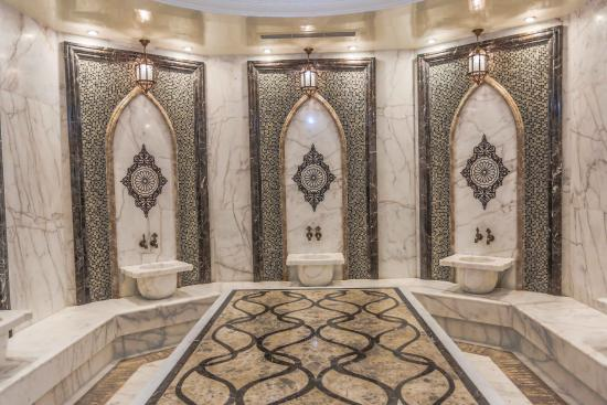 how to build a turkish hammam
