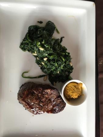 Restaurant Sportpavilion: Die leckersten Steaks überhaupt und es beste selbstgemachte Eis