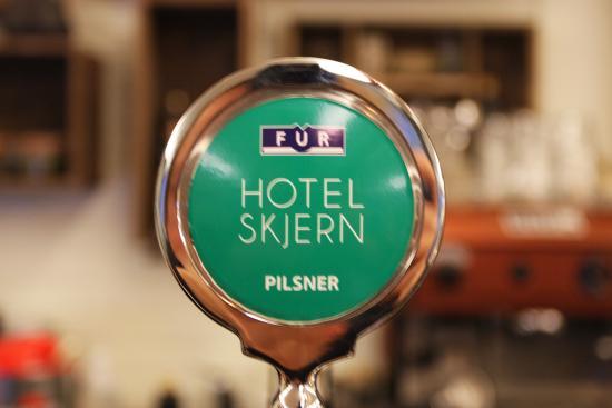 Skjern, เดนมาร์ก: Restaurant stuen th.