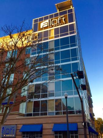 Aloft Tallahassee Downtown: Terrific hotel