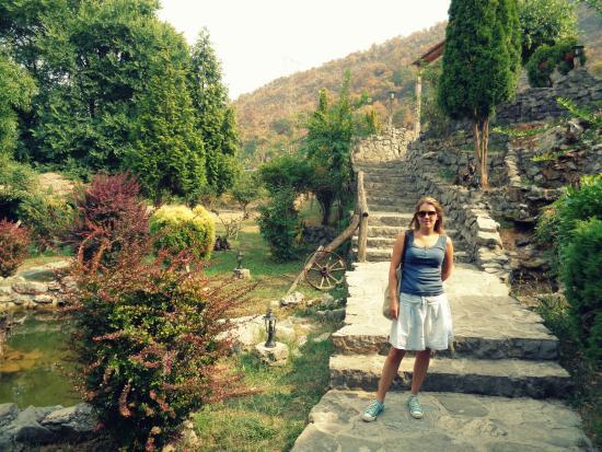 Podgorica (município), Montenegro: Little garden