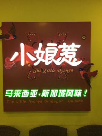 The Little Nyonya Malaysia & Singapore Cuisine (Zhongyang Street)