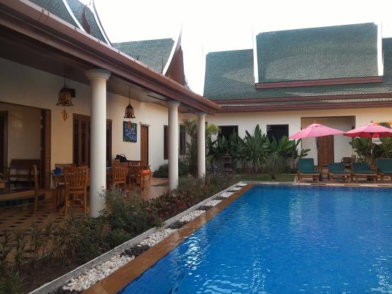 Baan Malinee Bed and Breakfast: Prachtih
