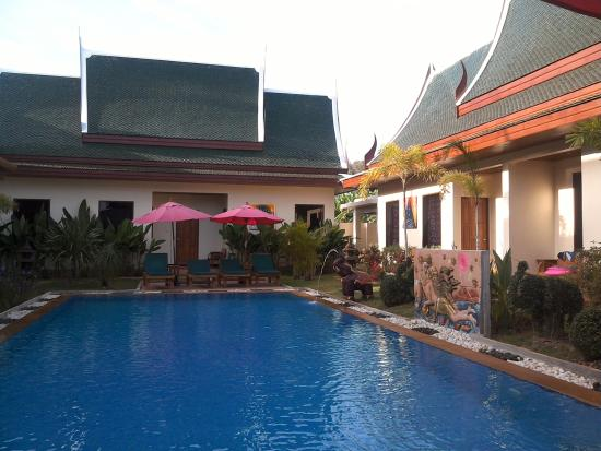 Baan Malinee Bed and Breakfast: Super geheel
