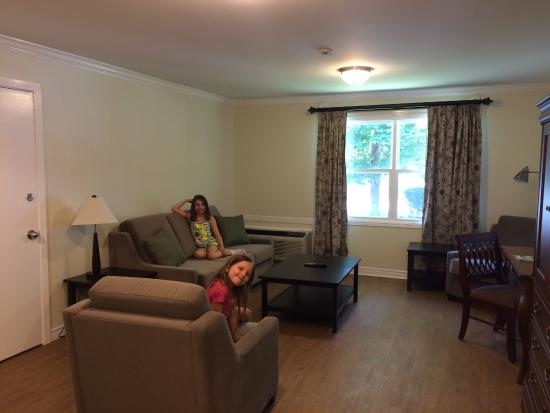 Western Shore, Canada: Family Suite