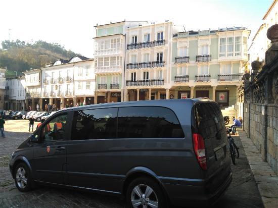 Mondonedo, إسبانيا: Mi Taxi