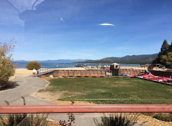 Harrah's Lake Tahoe: View from Riva Grill