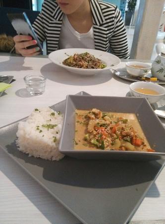 Jicín, República Checa: First experience with vegetarian restaurant =))