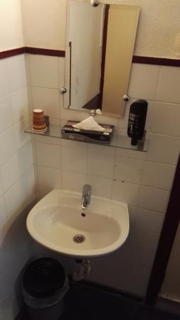 Marnix Hotel: Sink