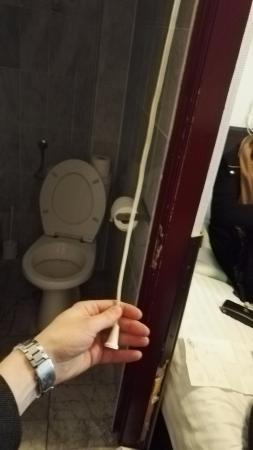 Marnix Hotel : Toilet