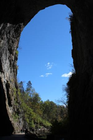 The Natural Bridge of Virginia: October visit